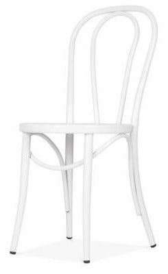 White Thonet Chair