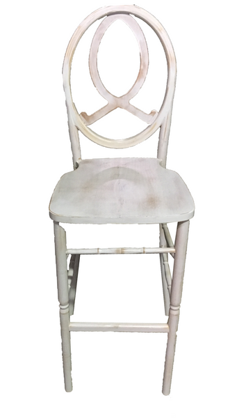Fabulous White Wash Infinity Barstool Lamtechconsult Wood Chair Design Ideas Lamtechconsultcom