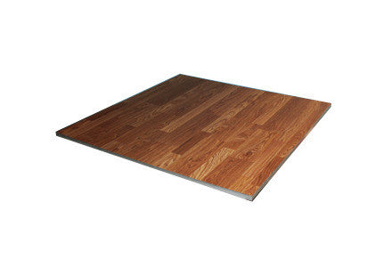 Wood Plank Dance Floor Pieces