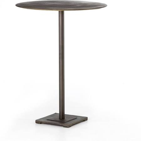 Brass Fannin Bar Table