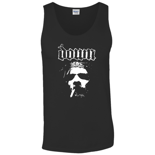 Smoking Jesus Men's Tank