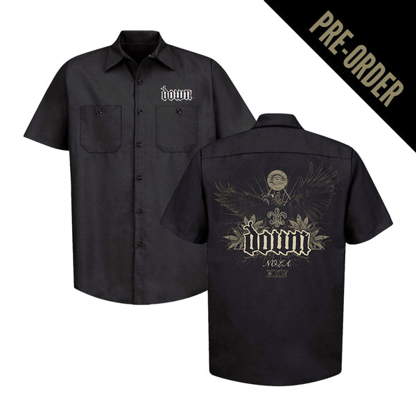 DOWN XXV NOLA Work Shirt