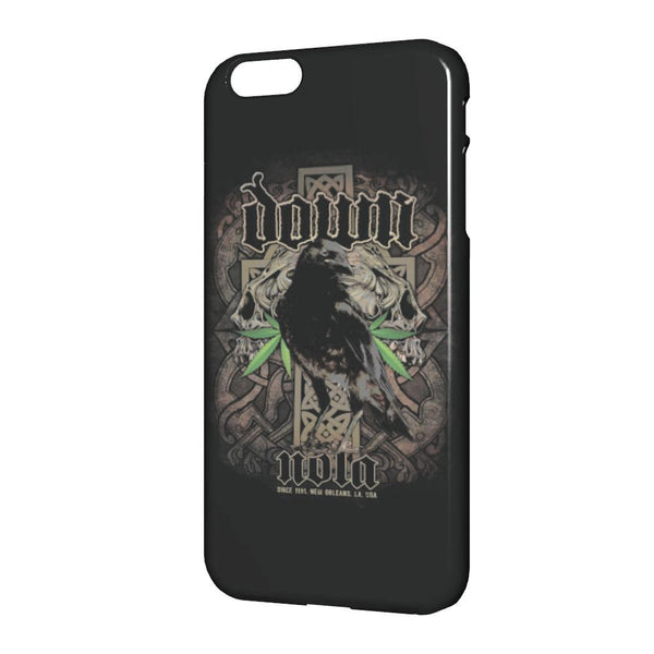DOWN Crow Nola iPhone 6/6s Plus Case
