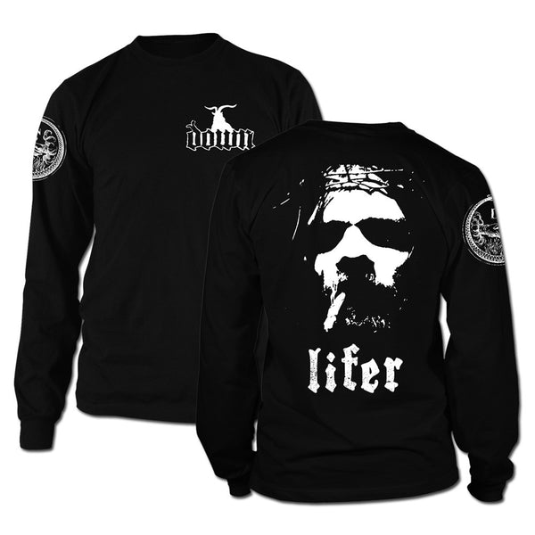 DOWN Lifer Long Sleeve-X-Large