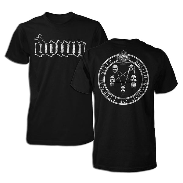 Pentagram Brotherhood T-Shirt - X-Large