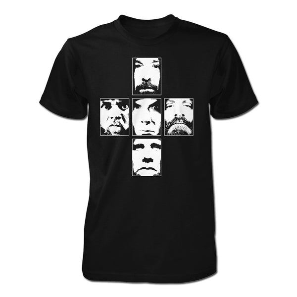 Cross Face T-Shirt - X-Large