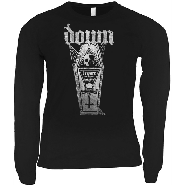 Conjure Coffin Long Sleeve