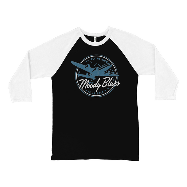 Fly Me High Plane Raglan
