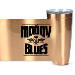 Moody Blues Stainless Steel Tumblers