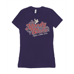 Moody Blues Nights In White Satin Women's T-shirt