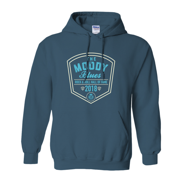Rock & Roll Hall of Fame Commemorative Hoodie (No-Zip/Pullover)