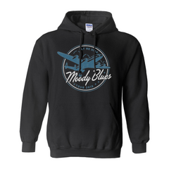 Fly Me High Plane Logo Pullover Hoodie