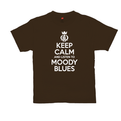 Keep Calm and Listen To Moody Blues