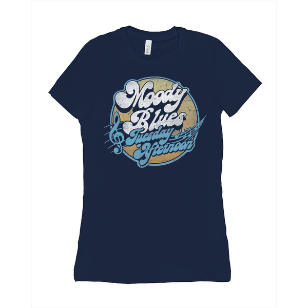 Moody Blues Tuesday Afternoon Women's T-shirt