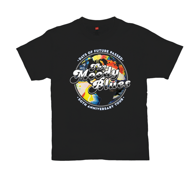 Days Of Future Passed 50th Anniversary Tour Tee