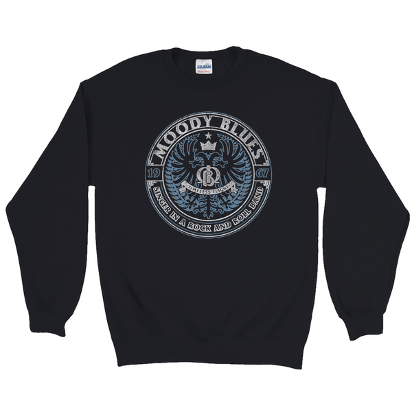 Moody Blues Phoenix Rising Men's Crewneck Sweatshirt