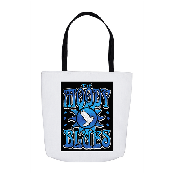 Moody Blues Dove Logo Tote