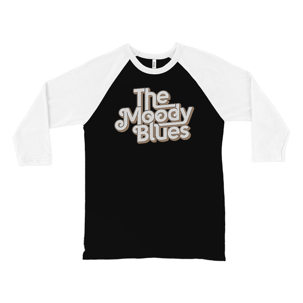 The Moody Blues Vintage Raglan