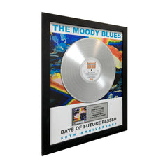 50th Anniversary of Days of Future Passed Commemorative Plaque (16x20)