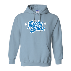 The Moody Blues Bubble Logo Hoodie