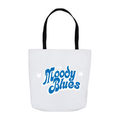 Moody Blues Bubble Logo Tote