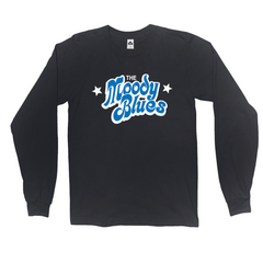 Moody Blues Bubble Logo Long Sleeve Shirt