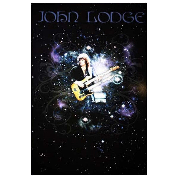 John Lodge Space Poster