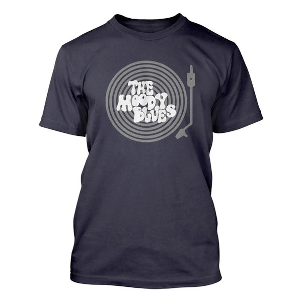Moody Blues Record Player T-shirt-X-Large