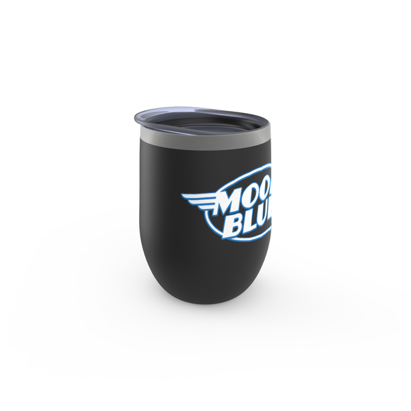 Moody Blues Logo Wine Tumbler