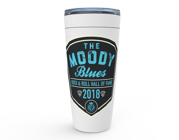 Moody Blues Rock & Roll Hall of Fame Commemorative Viking Tumblers