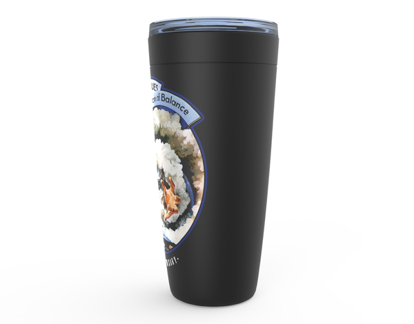 A Question of Balance Viking Tumbler