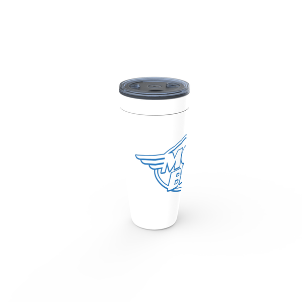 Moody Blues Logo Viking Tumbler