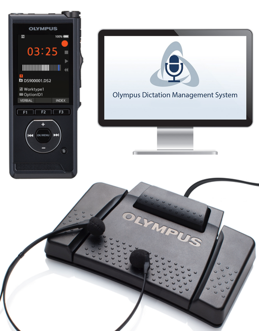 Olympus DS-9000DT Complete Solution