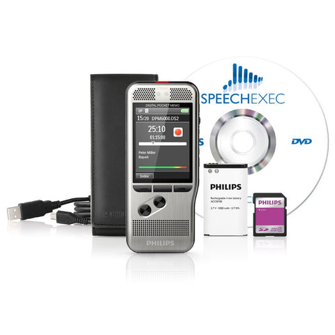 Philips DPM-6000 Digital Recorder