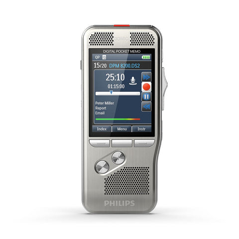 Philips DPM8000 Digital Recorder