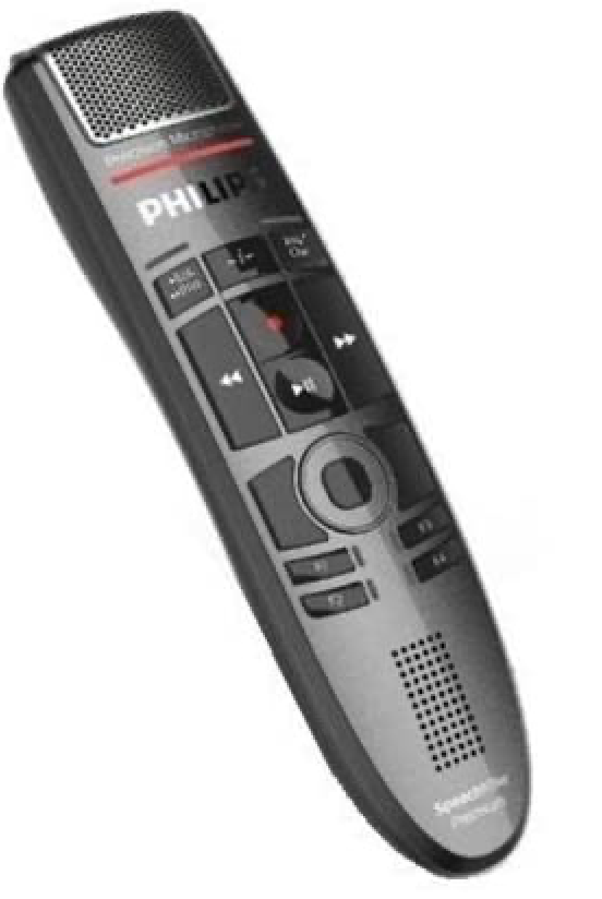 Philips SpeechMike Premium 3510