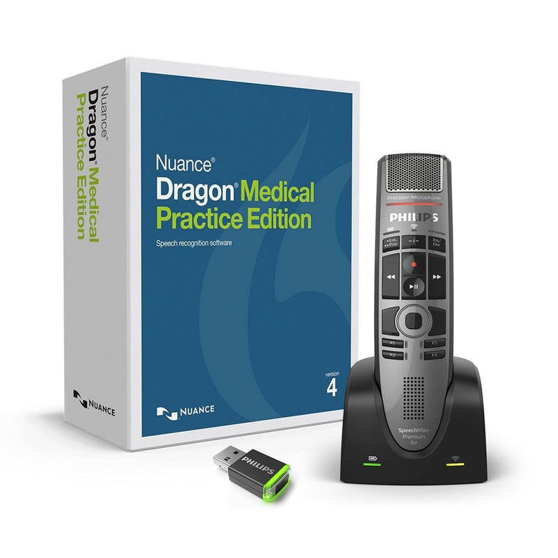 Nuance Dragon Medical Air