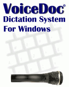 Voicedoc Digital Dictation Kit