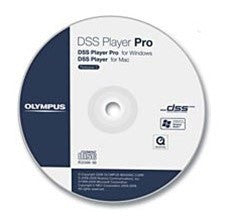 Olympus AS-5002 DSS Player 5 Transcription Software
