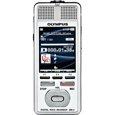 Olympus DM-2 Digital Recorder