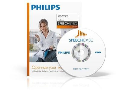 Philips-4400 SpeechExec Pro 7 Dictate