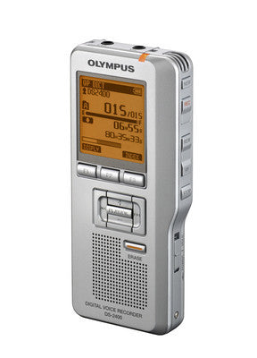 Olympus DS-2400 Digital Recorder (Discontinued)