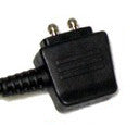 DP-3.5 3.5mm to Dictaphone 2 Prong Adapter