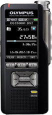 DS-3500 Professional Digital Recorder