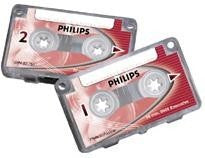 Philips LFH 0005 30 Minute Mini-Cassette