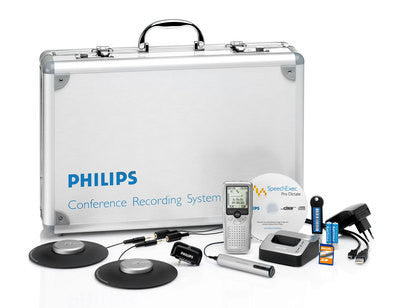 Philips DPM8900 Digital Conference Recording Kit