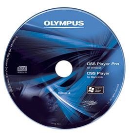 Olympus AS-5001 DSS Player 5 Dictation Software