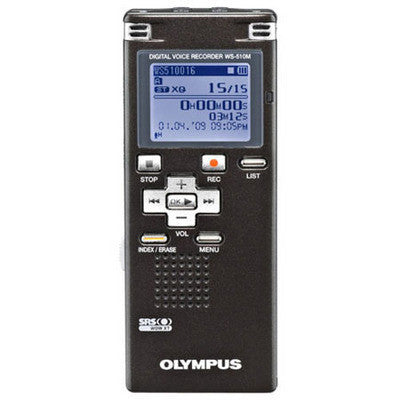 Olympus WS-510M Digital Recorder