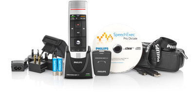 Philips 3005 SpeechMike Air with SpeechExec Pro Dictate
