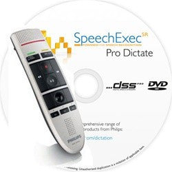 Philips 3205 SpeechMike with SpeechExec Pro Dictate